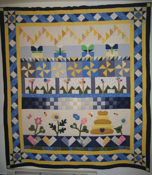 Row by Row 2016 small Magazine with 1 Page from | Row-By-Row 2016 ... : row quilts patterns free - Adamdwight.com